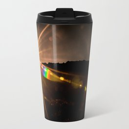 Rainbow Flare Travel Mug