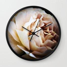 Estella Havisham Rose Wall Clock