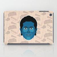 seinfeld iPad Cases featuring Jerry Seinfeld - Seinfeld by Kuki