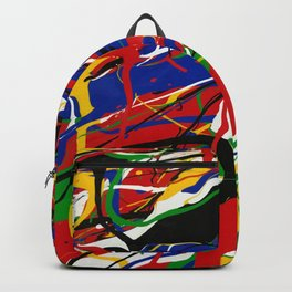 Wet Paint no. 01 Backpack
