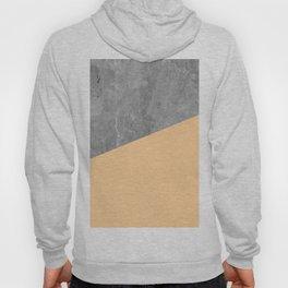 Geometry 101 Orange Sherbet Hoody