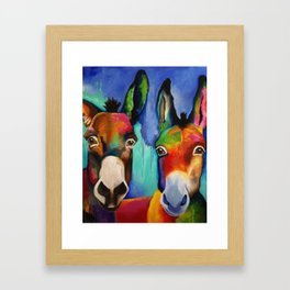 Chariots of Fire Framed Art Print