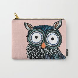 Curious Owl Carry-All Pouch