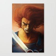 ThunderCats Collection - Lion-O Canvas Print