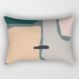 // Shape study #20 Rectangular Pillow