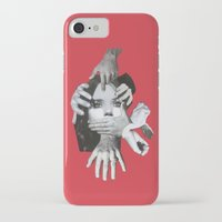 my mad fat diary iPhone & iPod Cases featuring Mad by fabiotir