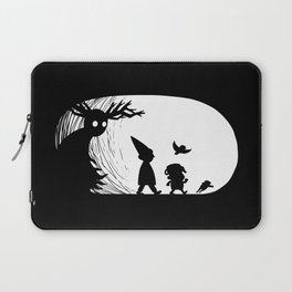 Beware the Unknown Laptop Sleeve