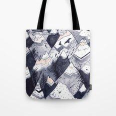 Mountains Tote Bag