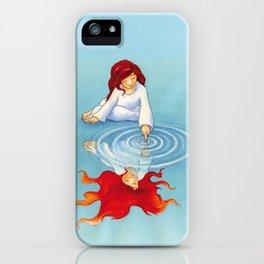 LISTEN iPhone Case
