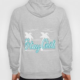 This is a perfect to wear for relaxing weekends, vacation, chilling,  break, day of rest! Stay chill Hoody