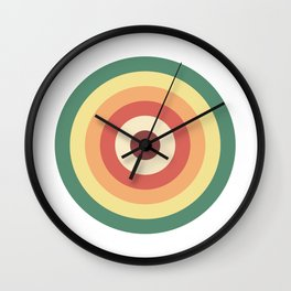 TARGET IIII Wall Clock