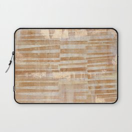 Rusty Grid Laptop Sleeve