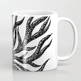 Pointillism Tree Coffee Mug