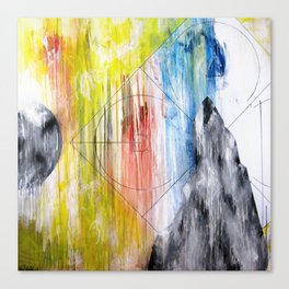 Contergan Canvas Print