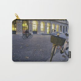 Bicycles in Verona Carry-All Pouch