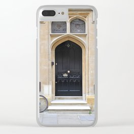Doors Oxford 4 Clear iPhone Case