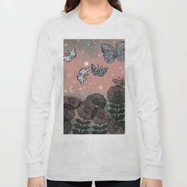 Night Garden (2) Long Sleeve T-shirt