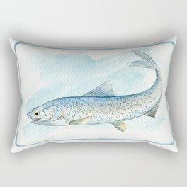 Anchovy  Rectangular Pillow