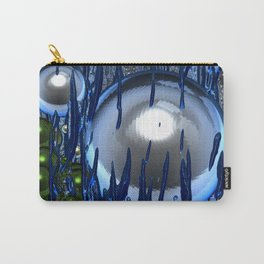 God lives under water Carry-All Pouch