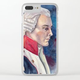 Lafayette Clear iPhone Case