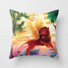 Solamir Throw Pillow