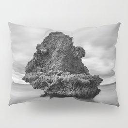 Grumpy Rock Pillow Sham