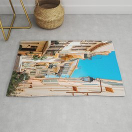 Cannes City Print, French Riviera Art, Travel Print, Architecture Print, Beautiful Urban Streets Of Cannes, Cote D'Azure, Downtown City Cannes, Wall Art Poster, Home Decor Print Rug