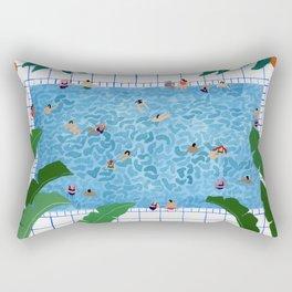 Oranjepool Rectangular Pillow