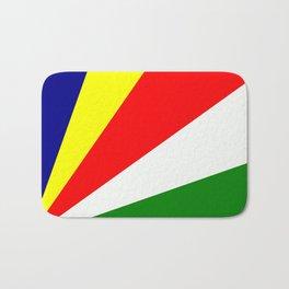 Flag of Seychelles Bath Mat