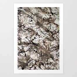 Bursting With Life Art Print