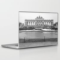 vienna Laptop & iPad Skins featuring Vienna duck by F130284