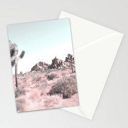 Desert Cacti Stationery Cards