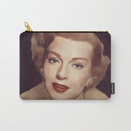 Lana Turner, Hollywood Legend Carry-All Pouch