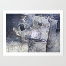 Upon Awakening Art Print