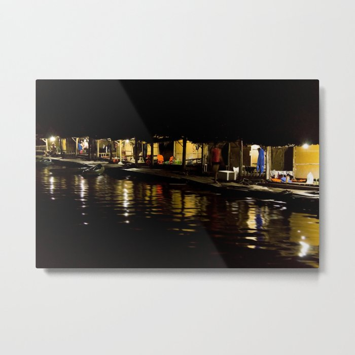 ...and busy nights Metal Print