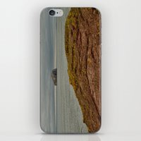 bass iPhone & iPod Skins featuring Bass Rock by Best Light Images