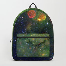 Galactic Snake in Infrared Milky Way Backpack