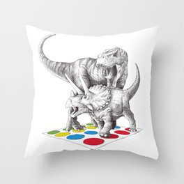 The Ultimate Battle Throw Pillow
