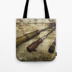 Vintage Screwdrivers Tote Bag