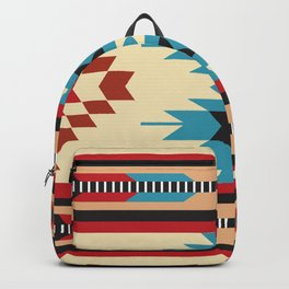 American Native Pattern No. 37 Backpack