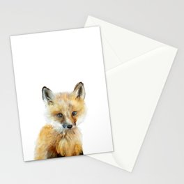 Little Fox Stationery Cards