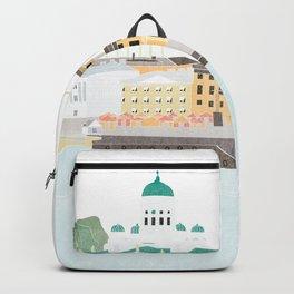 Helsinki oh Helsinki Backpack