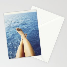 Legs on the holiday Stationery Cards