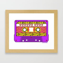 LOVERS ROCK Framed Art Print