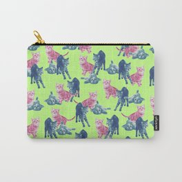Pop Kittens Carry-All Pouch