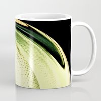 shining Mugs featuring Shining by Rose Etiennette