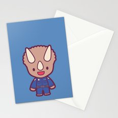 Dino Cop Stationery Cards