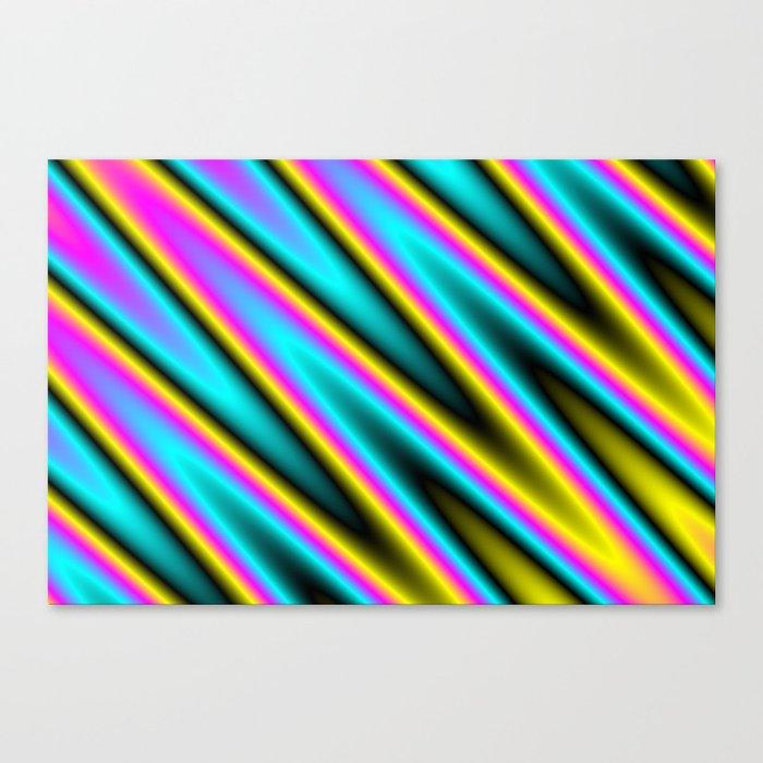 color-emotion 2 Canvas Print
