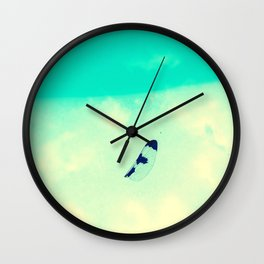 A piece of dragonfly Wall Clock