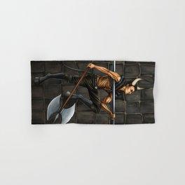 Pole Creatures: Minotaur Hand & Bath Towel